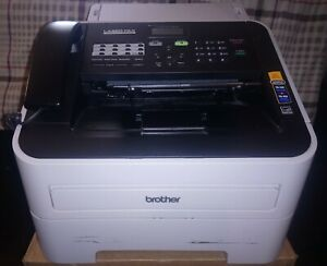 Brother Intellifax copier 2840 High speed Laser Printer