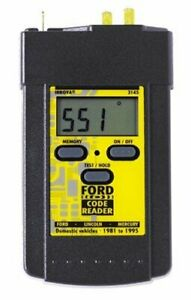 Ford Lincoln Mercury Digital Obd1 Code Reader Scanner Electronic Scan Mechanic