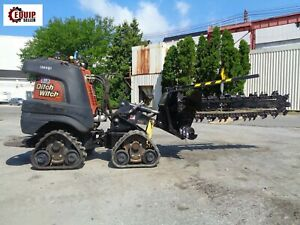 2011 Ditch Witch R300 1 Trencher Gas