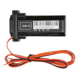 Universal 12v Car Vehicle Alarm Security Protection System Gps Gsm Tracking