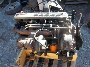 Complete 5 9 Cummins Ppump P7100 6bt 12v Diesel Engine Free Shipping Video