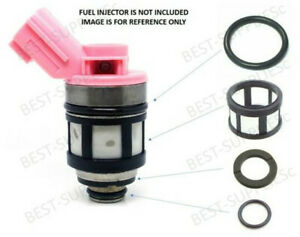 Side Feed Fuel Injector Repair Kit For Injector Part Js23 J