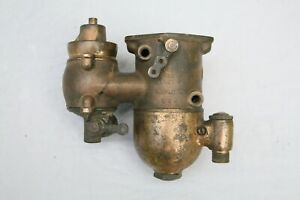 Schebler Model Rl Carburetor Good Condition