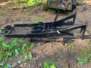 Woods Bh 9000 Backhoe Subframe For A Kubota mx5000