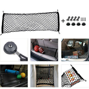 Car Accessories Envelope Style Trunk Cargo Net 2019 New Universal