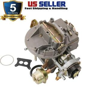 2 Barrel Carburetor Carb 2100 For Ford F150 F250 F350 289 302 351 360 Cu Jeep Us