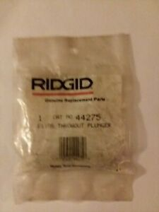 Toledo Pipe 44275 Die Head Throwout Plunger Fits Ridgid 815a 711