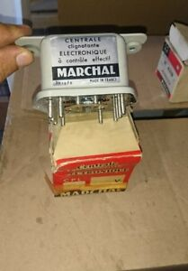Flashing Central 12v Sev Marchal New