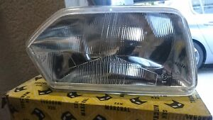 Citro N Gs Gsa Headlight Left Sev Marchal Equilux 61232803 New