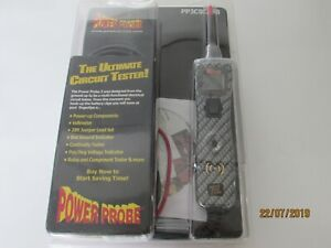 Power Probe 3 Iii 12 24v Diagnostic Automotive Tester In Carbon Design Pp3cscarb