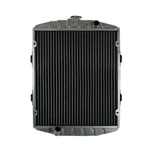 New Radiator For John Deere 1050 Compact Tractor Ch13963 Ch18416