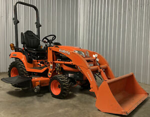Kubota Bx Tractor | MCS Industrial Solutions and Online Business