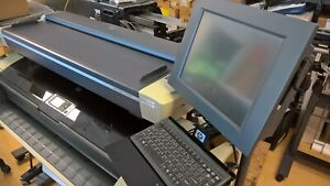 Hp Designjet T1100 Mfp 44 Inch Wide Format Scanner With Plotter