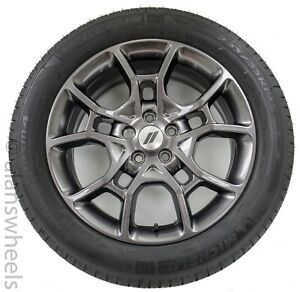 Dodge Charger 19 Awd Factory Oem Charcoal Wheels Rims Tires Challenger 2609