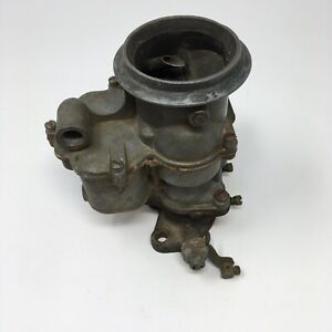 Ford Holley 2100 Model Ebv Carburetor Detroit Made In Usa Parts Or Repair