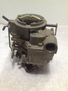 Nos Carter Yf Carburetor 4339s 1963 1967 Chevy Cars
