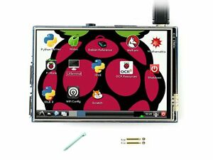 Waveshare 3 5inch Rpi Lcd b 320x480 Resoution Touch Screen Ips Tft Display