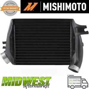 Mishimoto Performance Top mount Black Intercooler Fits 2015 2019 Subaru Wrx