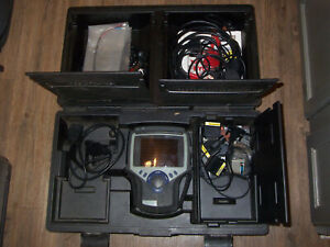 Otc Spx Genisys Automotive Diagnostic System Scanner Tons Of Accessories