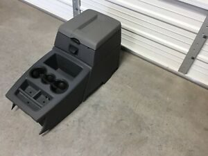 Dodge Ram 1500 2500 3500 Gray Business Center Console 2006 2007 2008 06 07 08