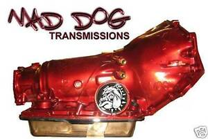 Dominator 700r4 Transmission 750 Hp No Core Charge