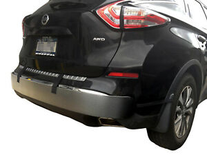City Parking Rear Bumper Guard Protector All Around Protection Universal Fit