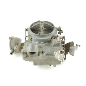 Gm 2 Jet Rochester Carb 7023062 Carburetor Gmc Chevy Made In Usa Two Barrel