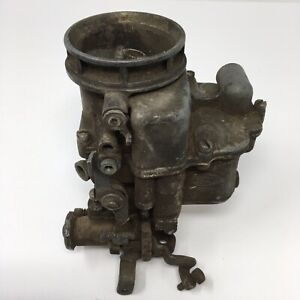 Ford Model Ebu Three Bolt Carburetor Parts Or Repair Made In Usa