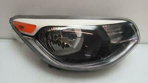 Kia Soul Headlight Halogen Right Without Led Oem 2014 2015 2016 2017 2018 2019