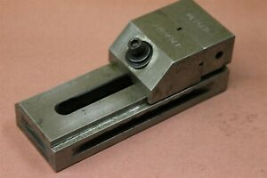 Precision Machinist Grinding Vise 2 7 16 Wide Jaws 3 1 2 Capacity Vise