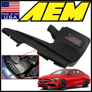 Aem Induction Cold Air Intake System Fits 2013 2018 Mercedes Benz Cla250 2 0l L4