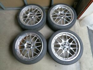 Bbs Rs Gt Forged 18x8 40 18x9 45 5x114 Ap1 Ap2 Sw20 Rx7 S14 Is300 Fd3s 240sx