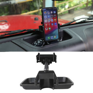 Car Phone Holder For Jeep Wrangler Jk 2012 2017 Fit For Iphone 8 8 Plus 7 7 Plus