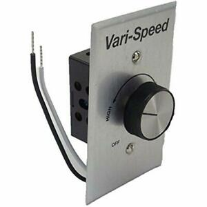 8811012 Solid State Variable Speed Ac Electric Motor Control 5 0 Max Amp 115v