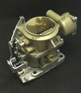 1959 1961 Studebaker Stromberg Ww Carburetor Remanufactured