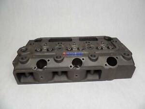 Yanmar 3t84 1 4l Cylinder Head Remachined 3t84