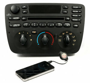 Ford Taurus 2000 2004 Am Fm Cd Radio With Aux Input For Iphone Satellite