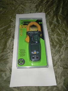 New Unopened Greenlee Cm 1560 Clamp Meter Ac dc 1000 Amp Free Shipping 100 fb