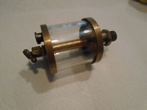 Essex Brass Large Stationary Engine Oiler
