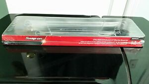 New Sealed Snap On Tools Xdhfm606 Boxend Wrench Set Zero Offset