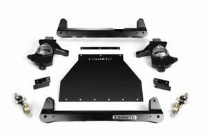 Cognito 4 6 Front Suspension Lift Kit For 2007 2013 Chevrolet Gmc 1500 2wd