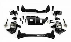 Cognito 4 6 Front Suspension Lift Kit 2001 2010 Chevy Gmc 1500hd 3500hd 2wd