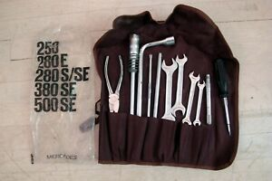 Vintage Mercedes benz Tool Kit