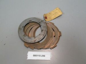 M 2861 Spindle Clutch Plates Or Brake Old Stock