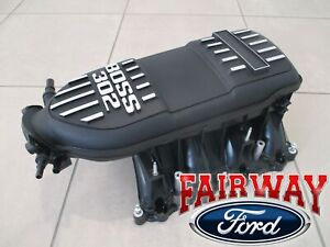 12 Thru 14 Mustang Oem Genuine Ford Parts Intake Manifold 5 0l Boss 302 New