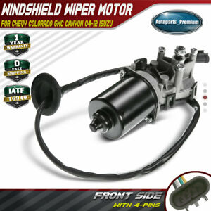 Front Windshield Wiper Motor For Chevy Colorado Gmc Canyon 04 12 Isuzu I280 I350