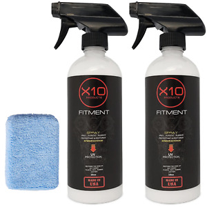 Car Interior Cleaner Detailer For Auto Dasboard Leather Shine Spray Kit