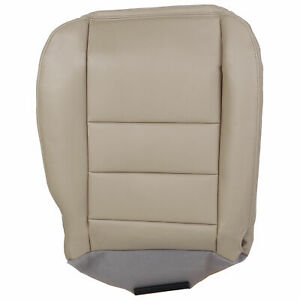 Driver Bottom Seat Cover 2002 03 04 05 06 2007 Ford F250 F 350 Super Duty Lariat