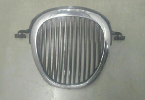 Jaguar S type 2000 2003 Charcoal Grey Grille Oem Factory Grill 2001 2002