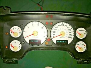 2003 Dodge Ram 1500 2500 3500 Dash Gauge Cluster Speedometer Oem At Gasoline